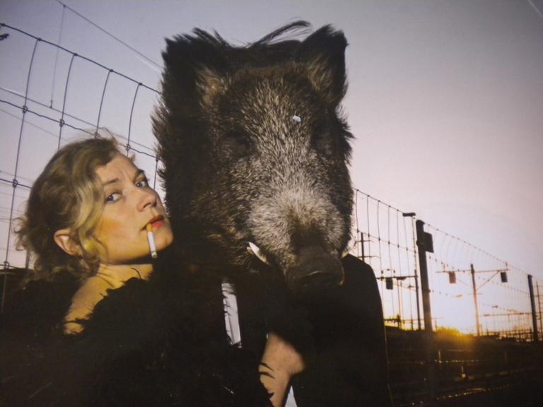 Wildchwein